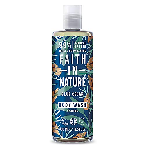 Faith | Blue Cedar - Foam Bath/Gel | 6 x 400ML