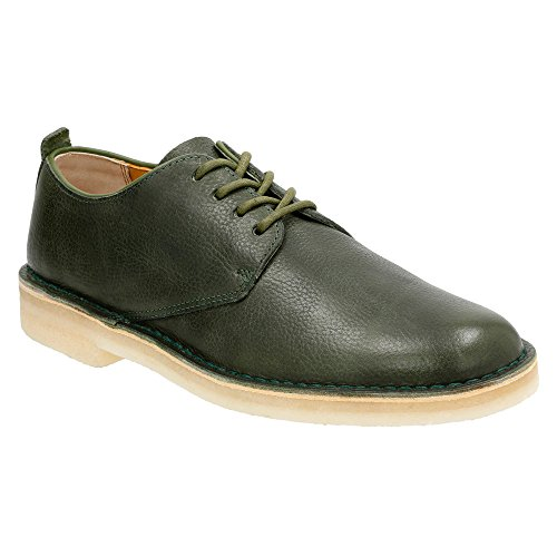 Clarks Desert London Oxford Shoe Leaf