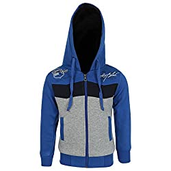 HAIG-DOT RoyalBlue Fless Jacket for Boys-SSJ1504_RoyalBlue_7-8Y