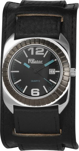 Raptor Herren-Uhren mit Echtlederband 297921200024