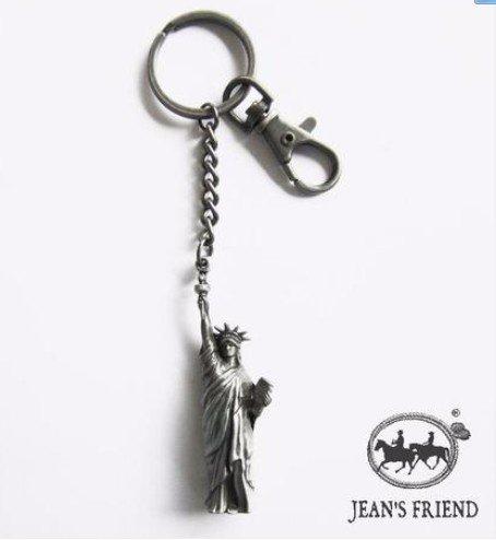 llave-newro-llave-new-cadenas-coche-vintage-estatua-de-la-libertad-anillo
