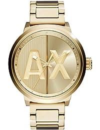 0fe9024fdc7a Amazon.es  Armani Exchange Watches - Incluir no disponibles   Mujer ...