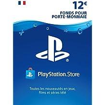 Carte PSN 12 EUR | Compte français | Code PSN à télécharger