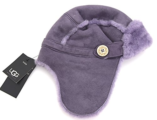 Girl Aviator Cap Code U1553 Bailey Aviator 4-6 ANNI / 4-6 Years Viola - Purple (Pra) ()