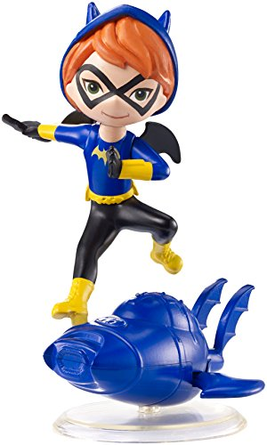DC Super Hero Girls Batgirl Mini Figure 0887961379327