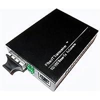 DYNAMODE Insixt 10/100 Mbps to 100BaseFX (ST) Media Convertor - Black