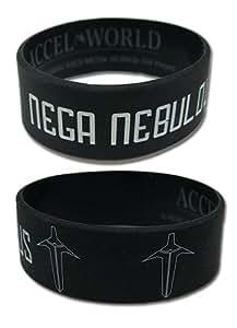 Accel World Nega Nebulus Pvc Bracelet