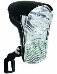 Büchel Scheinwerfer LED 15 Lux mit Schalter, schwarz, 50170