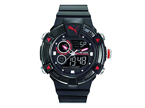 Puma Collide Reloj de hombre negro pu911391001
