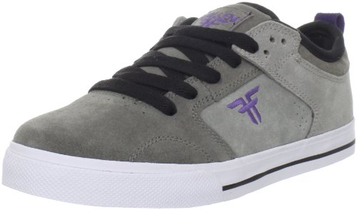 Fallen CLIPPER Youth 43070010 Unisex - Kinder Sportschuhe - Skateboarding grau/d
