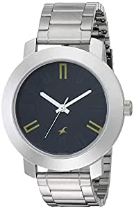 Fastrack Casual Analog Navy Blue Dial Men's Watch NM3120SM02 / NL3120SM02