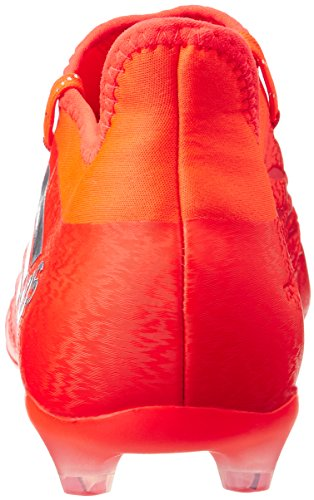 adidas X 16.2 Fg, Chaussures de Foot Homme Rouge (Solar Red/silver Met,/hi-res Red)