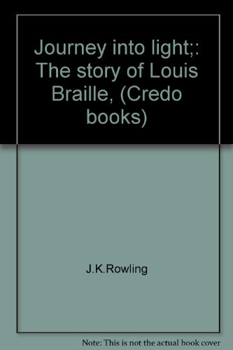 Journey into light: The story of Louis Braille