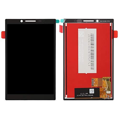 LeHang LCD-Display Touchscreen Digitizer für BlackBerry Key2 / KeyTwo 11,4 cm (11,5 Zoll), Schwarz Touchscreen-blackberry