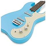 Guitare Électrique Silvertone 1449 Daphne Blue