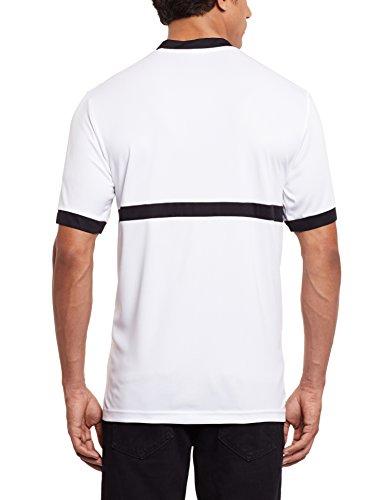 adidas Herren Court T-Shirt White/Black