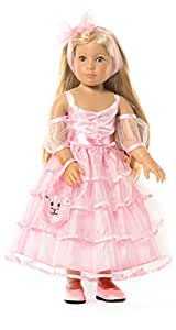 Kidz 'n' Cats Princess with 11Rungs, Y10013Toy Doll Pink