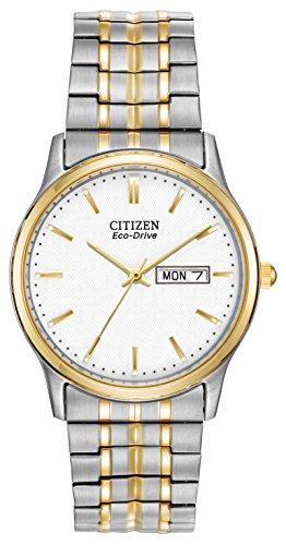 citizen-mens-eco-drive-flexible-band-two-tone-watch-bm8454-93a