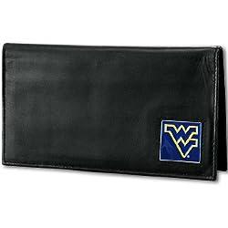 NCAA Virginia Tech Hokies Deluxe Leather Checkbook Cover