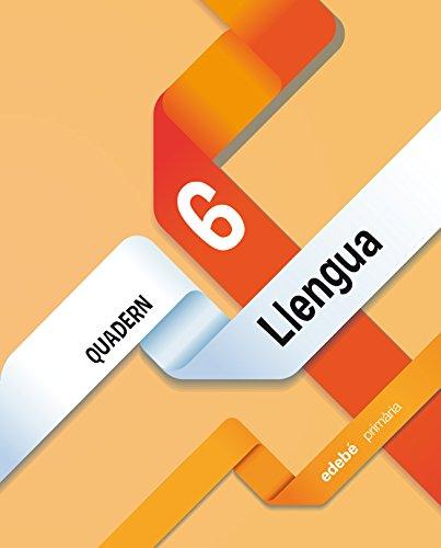 Quadern Llengua 6 - 9788468320151