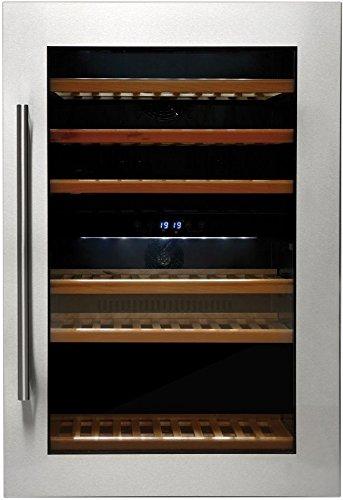 Nodor V 41 B Luxus Einbau Weinkuehlschrank 130 Liter 55 Flaschen/ Automatische Entfrostung/...