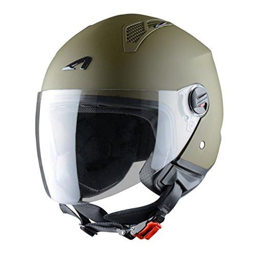 Astone Helmets Mini Jet Army Casco Jet