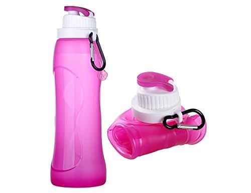 value-makers-500ml-folding-silikon-wasser-flasche-sports-bottles-folding-travel-wasserflaschen-mit-u
