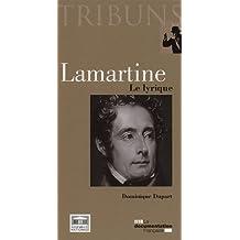 Lamartine, le lyrique