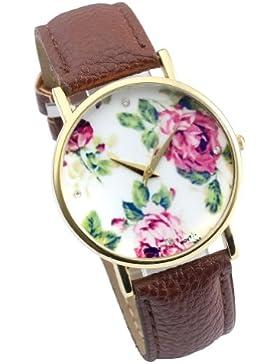 Better Dealz Vintage Blume Damen