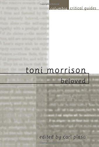 Beloved Toni Morrison Pdf