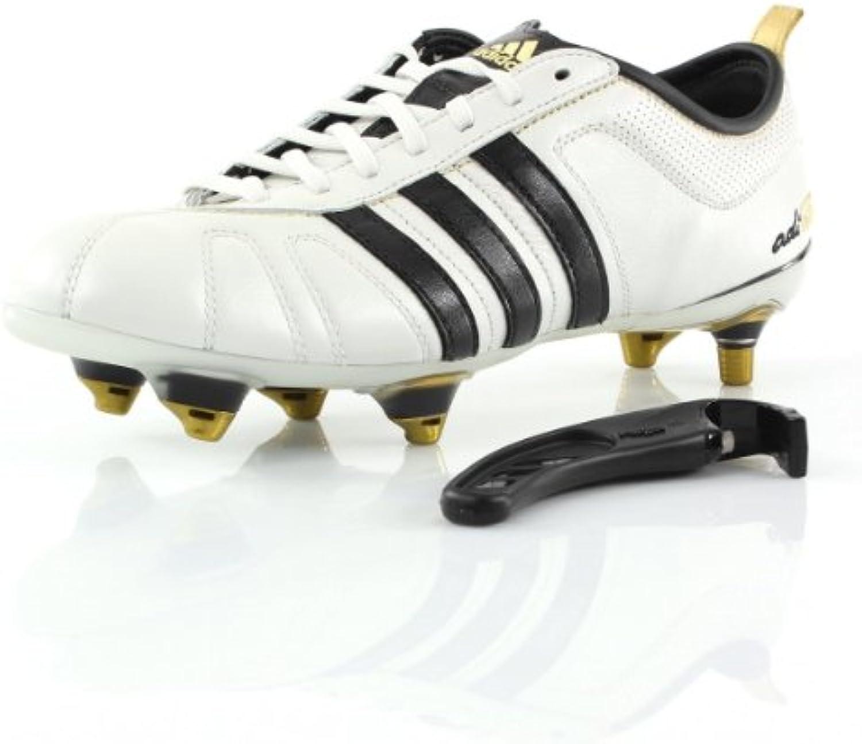 Adidas - Botas de fútbol para hombre, color, talla 44