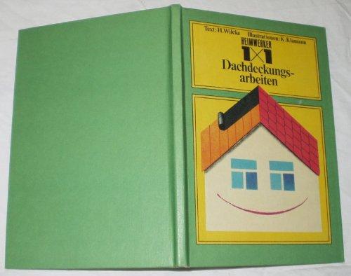 Bestell.Nr. 113723 1 x 1 der Dachdeckungsarbeiten