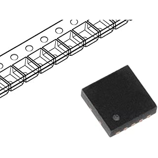 PAC1921-1-AIA-TR Supervisor Integrated Circuit VDFN10 Network1 phase