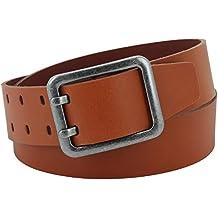 2719c31da Vascavi ® Cinturón de cuero de piel, 4,5 cm de ancho y aprox