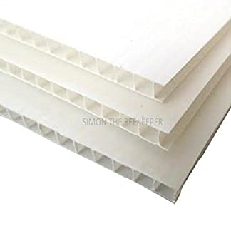 2 x Beekeeping 4mm CORREX SHEET for most beehives 2 x Beekeeping 4mm CORREX SHEET for most beehives 41zQtMbphnL