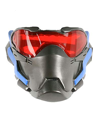 Deluxe Halloween Cosplay Kostüm Maske Kopf Maske Für -