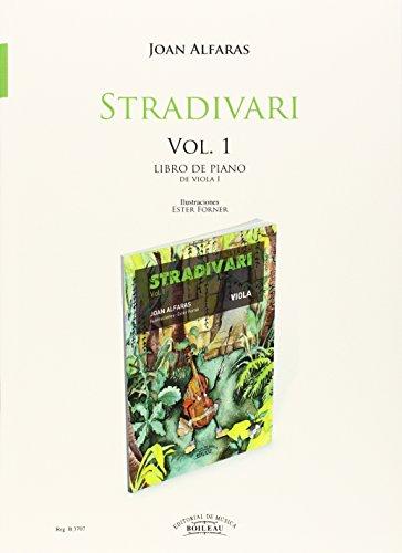 Stradivari vol. 1 - Viola y piano - B.3707: 29