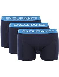 Ultrasport Endurance Burke Lot de 3 Caleçons Homme