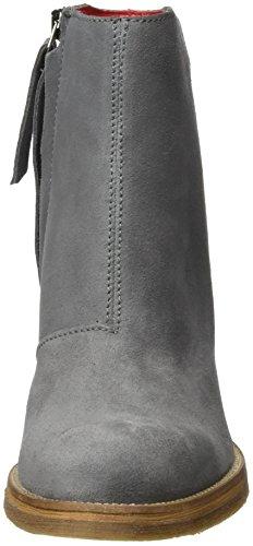 Liebeskind Berlin Damen Ls0122 Crosta Kurzschaft Stiefel Grau (crane grey 9512)
