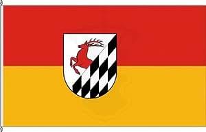 Bannerflagge Wöhle - 150 x 400cm - Flagge und Banner