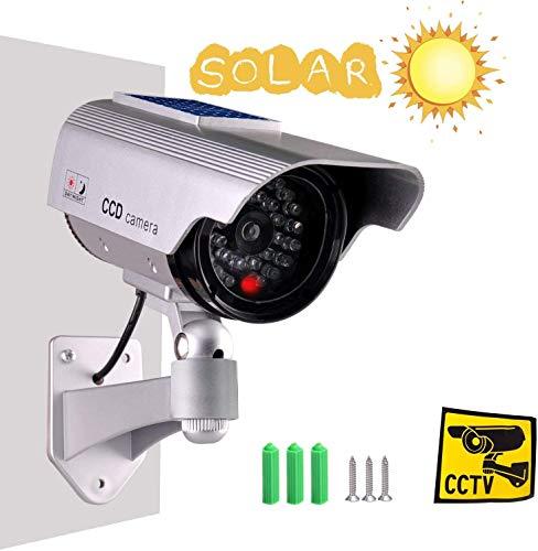 Imagen de Cámara de Vigilancia Exterior Tech Traders por menos de 15 euros.