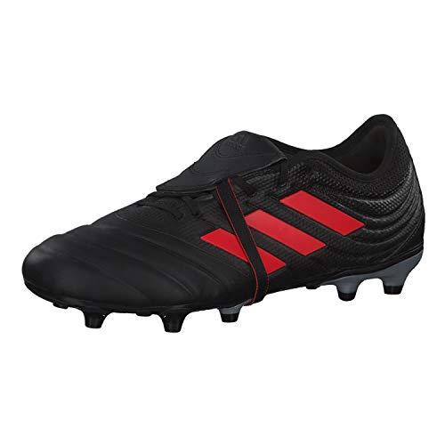adidas Performance Copa Gloro 19.2 FG Fußballschuh Herren schwarz/rot, 9 UK - 43 1/3 EU - 9.5 US -