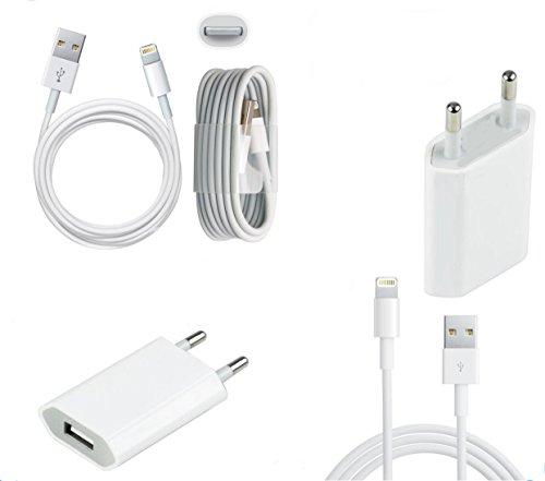 Little Boutik - Chargeur Secteur + Cable USB pour Iphone 6 / 6S / 6Plus / 6SPlus Couleur :