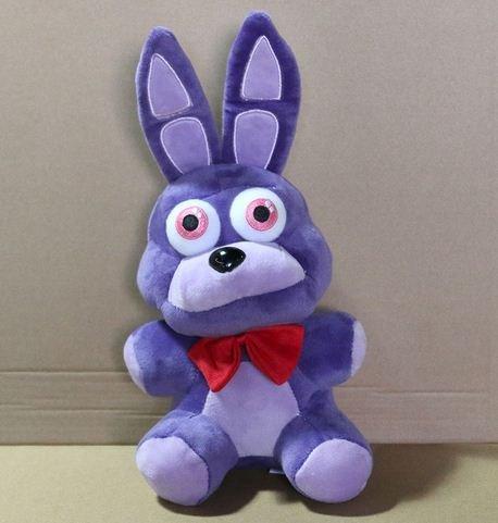 Lizhen Juguete de Peluche con diseño de muñeca de Freddy'S 4 FNAF Freddy Fazoso Bonnie, Juguetes de Peluche para niños