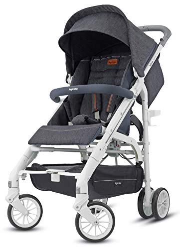 Inglesina Zippy Light Passeggino, Village Denim