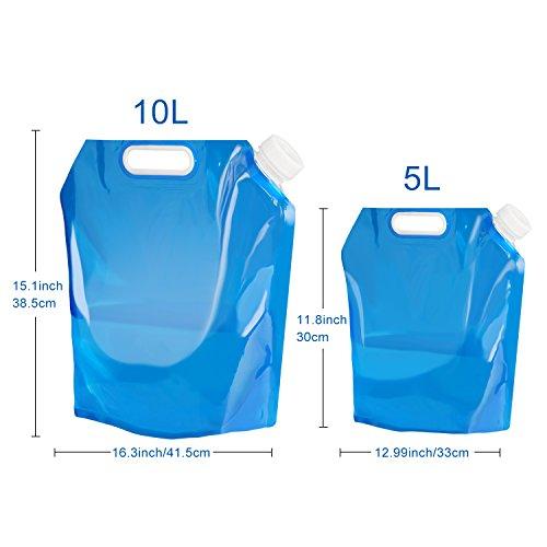 Zoom IMG-1 aboat borsa porta acqua pieghevole