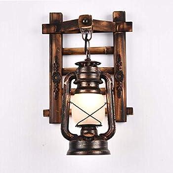 Applique Style À Yunhigh Huile Éclairage Industriel Rétro De Lampe UqVzpSM
