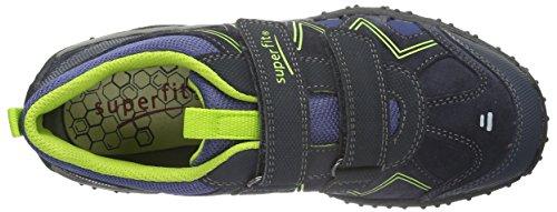Superfit - Sport4 700224, Scarpe da ginnastica Bambino Blu (OCEAN KOMBI 81)