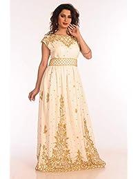 62dfdb8b62 Maxim Creation Oriental French Bridal Takchita Arab Princess Wedding Gown  Ladies Prom Dress 7226 Cream