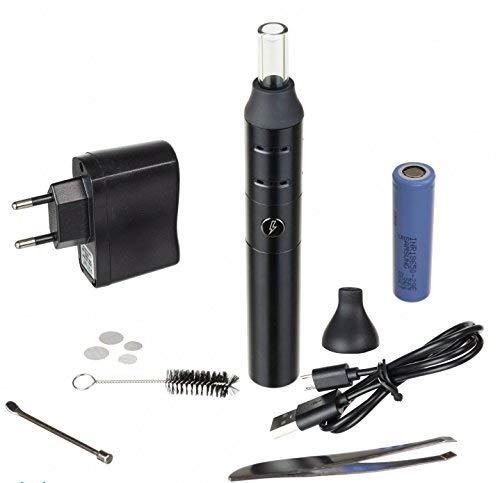 Storm Vaporizer Pen - Schwarz
